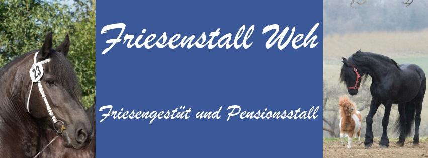 Friesenstall Weh - Titelbild